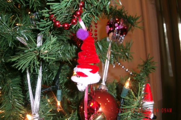Preparing for Christmas in thehome