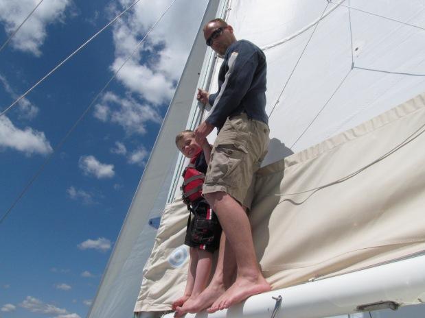 Memorial Day Sail
